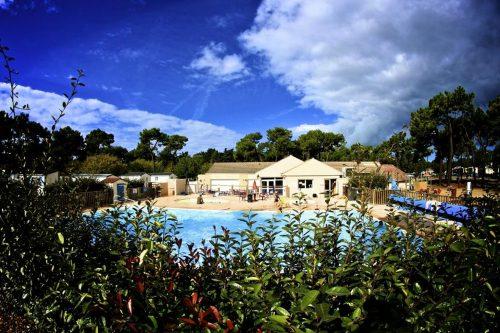 vacances mutuelle dans un camping en Vendée