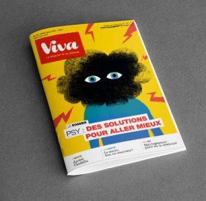 magazine viva mutuelle santé