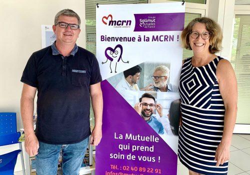 Partenariat renouvelé entre la commune de Saint-Jean-de-Monts et la Mutuelle MCRN